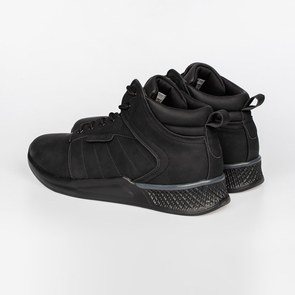 Halligan High Tops Black