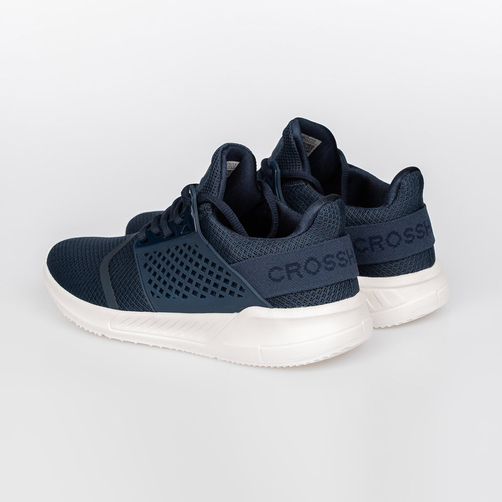 Guerriero Trainers Navy
