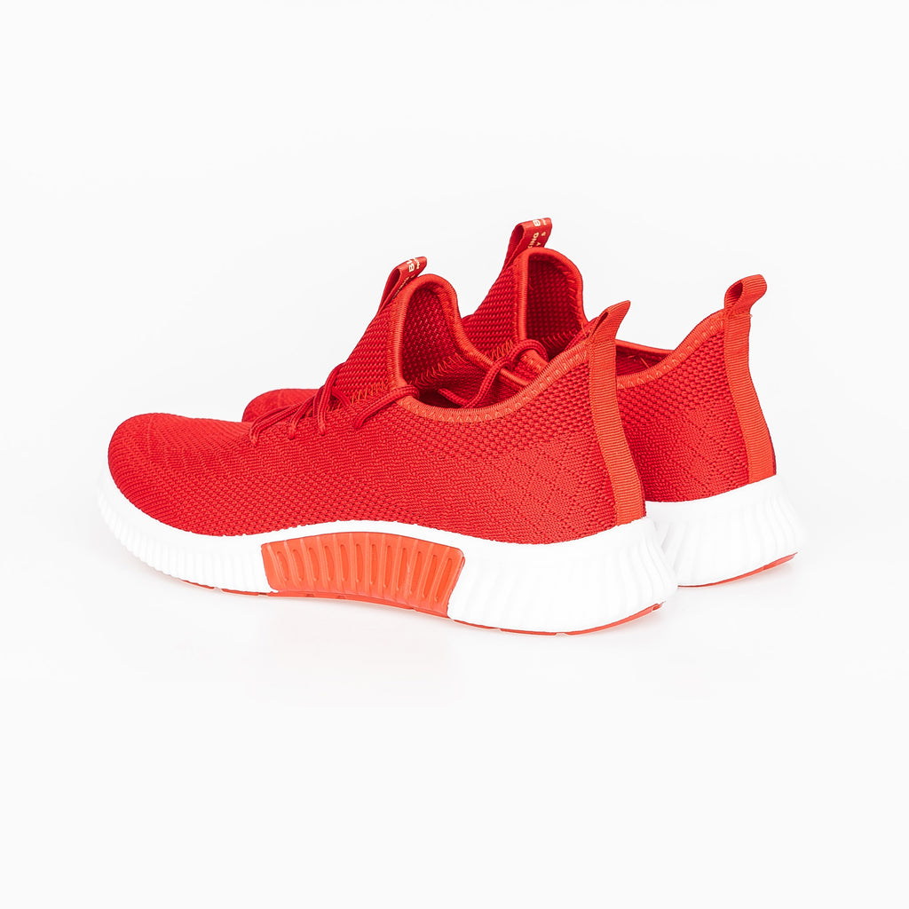 Rideout Trainers Red