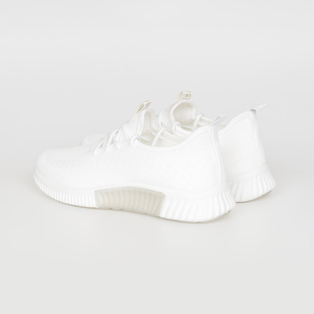 Rideout Trainers White