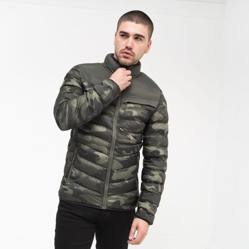 Chankford Jacket M / Forest Camo Outerwear