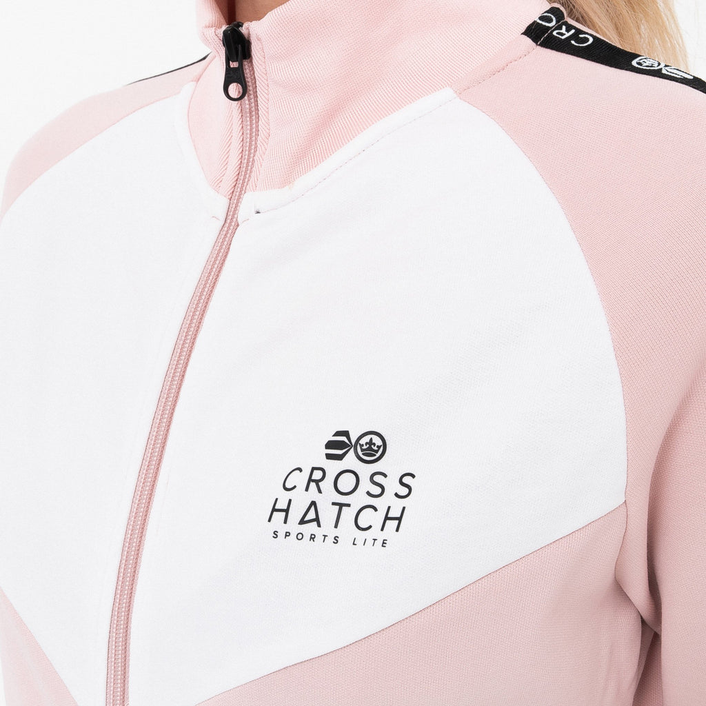 Ladies Cleona Tracktop Hoodies