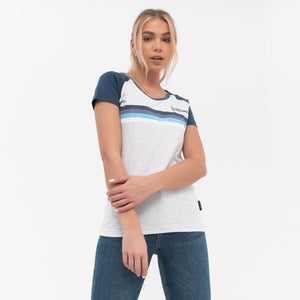 Ladies Clotilda T-Shirt Xs / Grey Marl T-Shirts
