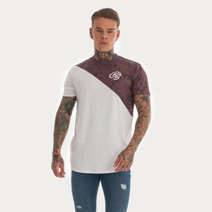Connors T-Shirt S / Burgundy T-Shirts