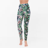 Ladies Cordelia Leggings Xs / Flowers