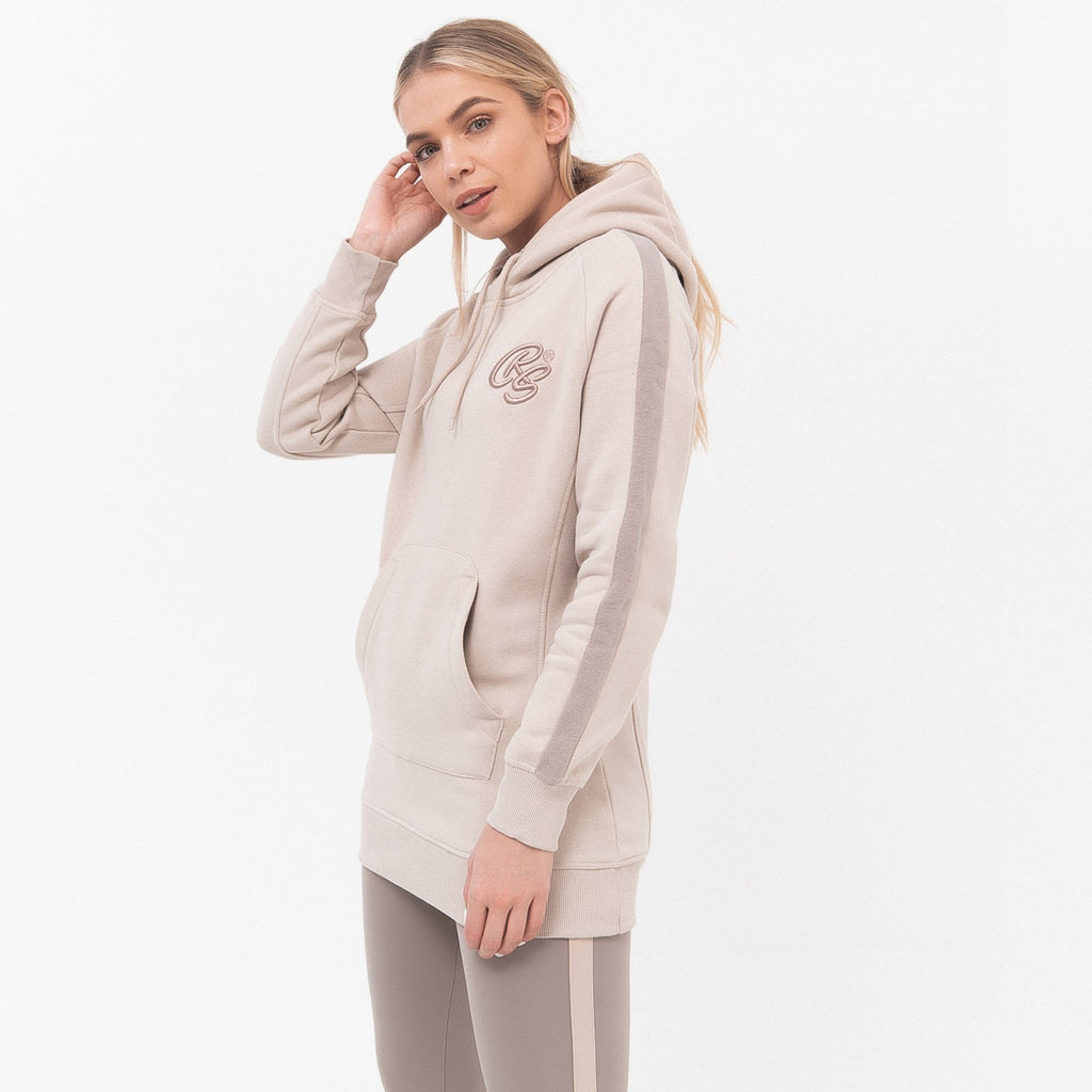 Ladies Corrine Hoodie Xs / Oxford Tan Hoodies