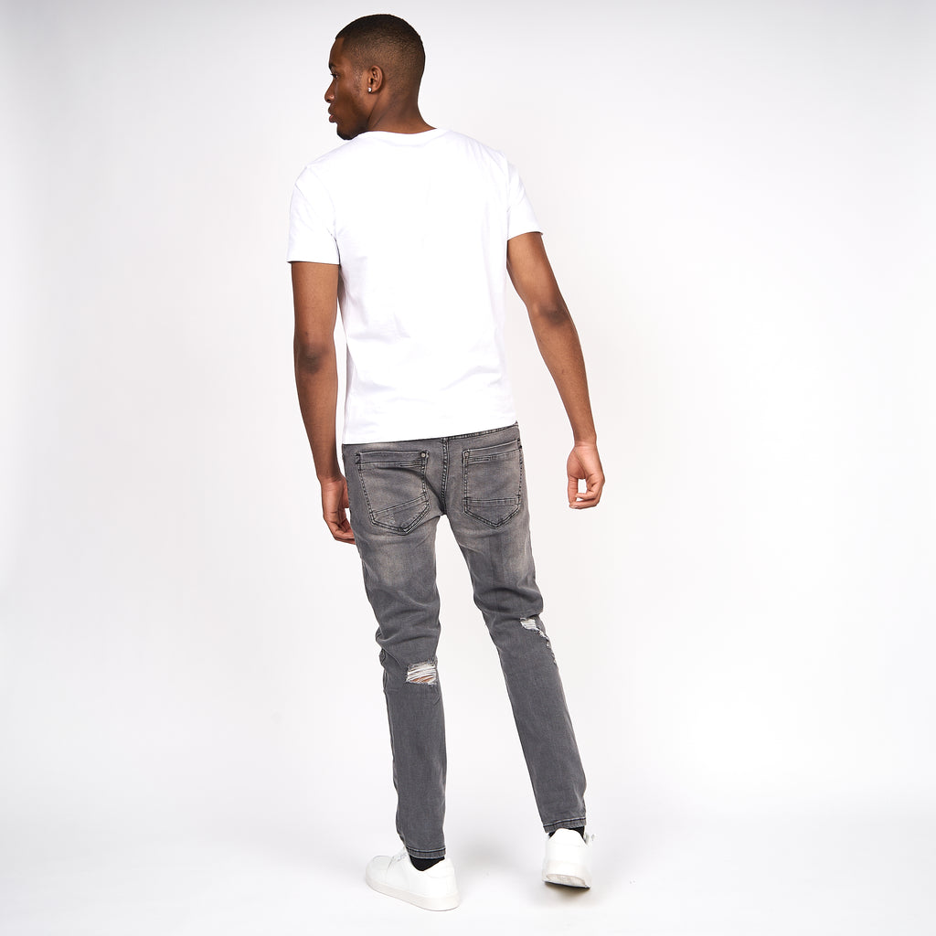 Raynell Jeans Grey