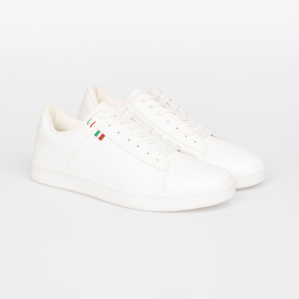 Anzalone Trainers White