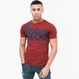 Crossback T-Shirt S / Red T-Shirts