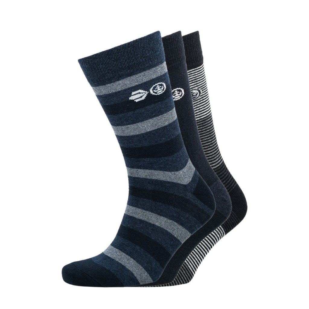 Moodline Gift Box Socks 3Pk - Night Sky Underwear