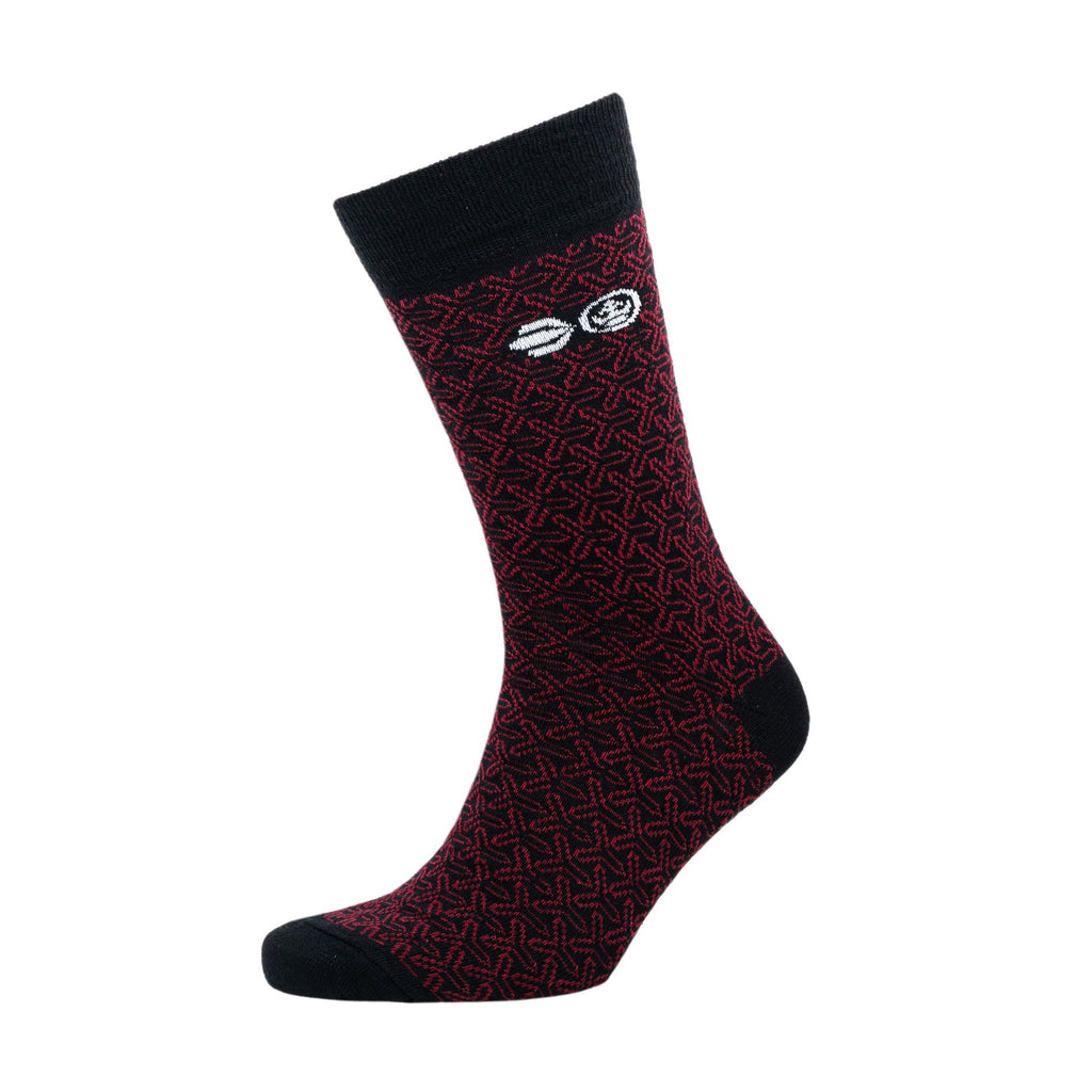 Trinier Gift Box Socks 3Pk - Pomegranate Underwear