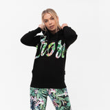 Ladies Delores Hoodie Xs / Black Hoodies