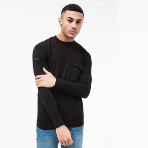 Plankford Knit S / Black Knitwear