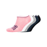 Ladies Flossie Trainer Socks 5Pk - Assorted Underwear