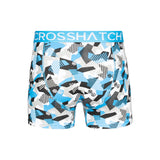 Crystaline Open Fly Boxers 3pk