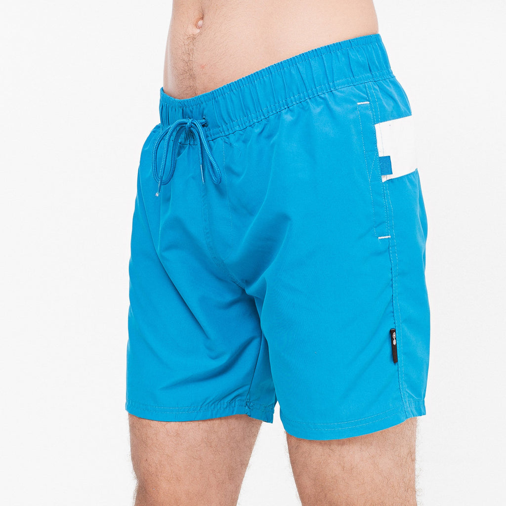 Eastfan Swim Shorts S / Blue