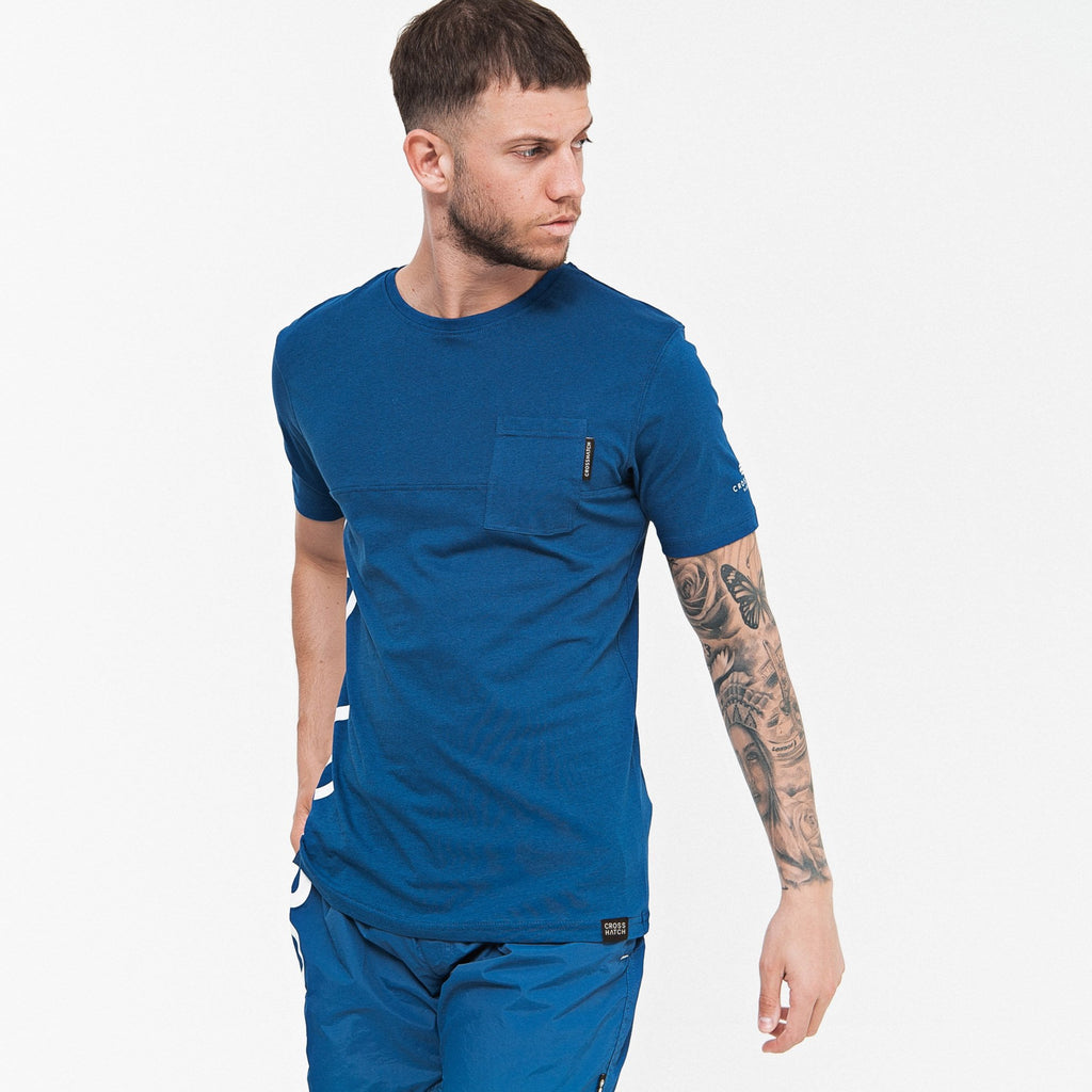 Highgate T-Shirt S / Blue T-Shirts