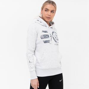 Ladies Jocelyn Hoodie Xs / Light Grey Marl Hoodies