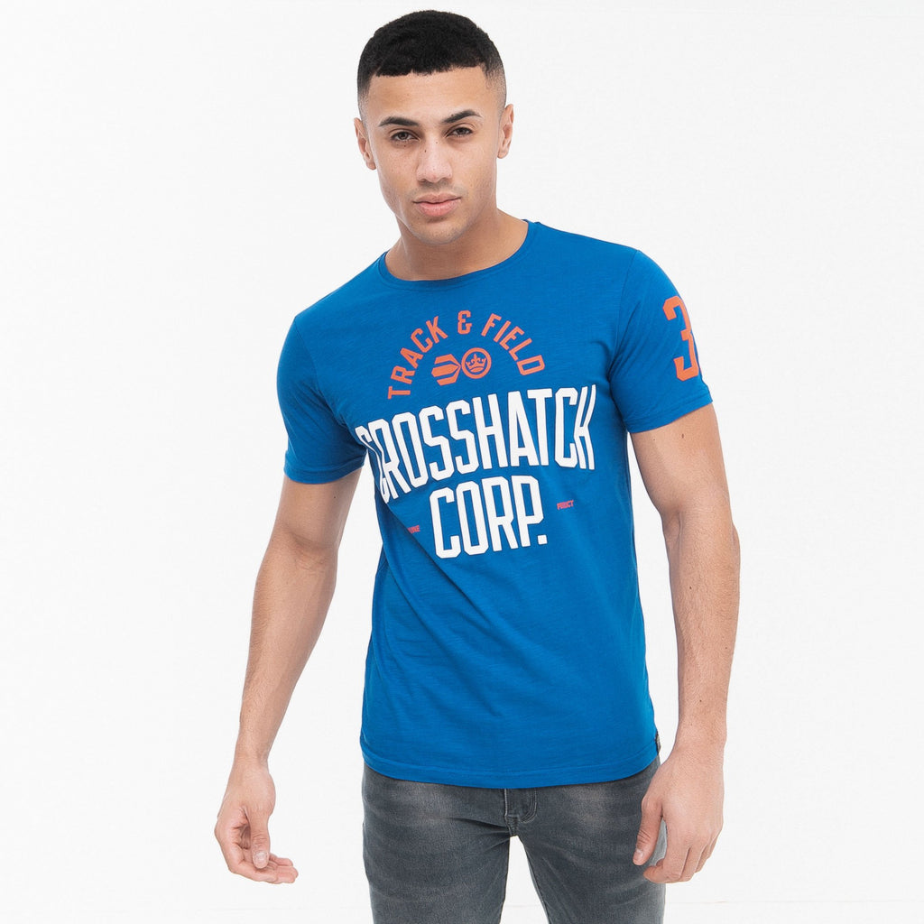 Krolow T-Shirt S / Blue T-Shirts
