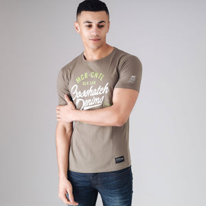 Laithkirk T-Shirt S / Dusty Olive T-Shirts