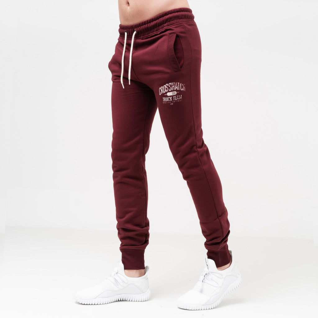 Lakeford Joggers S / Deep Red