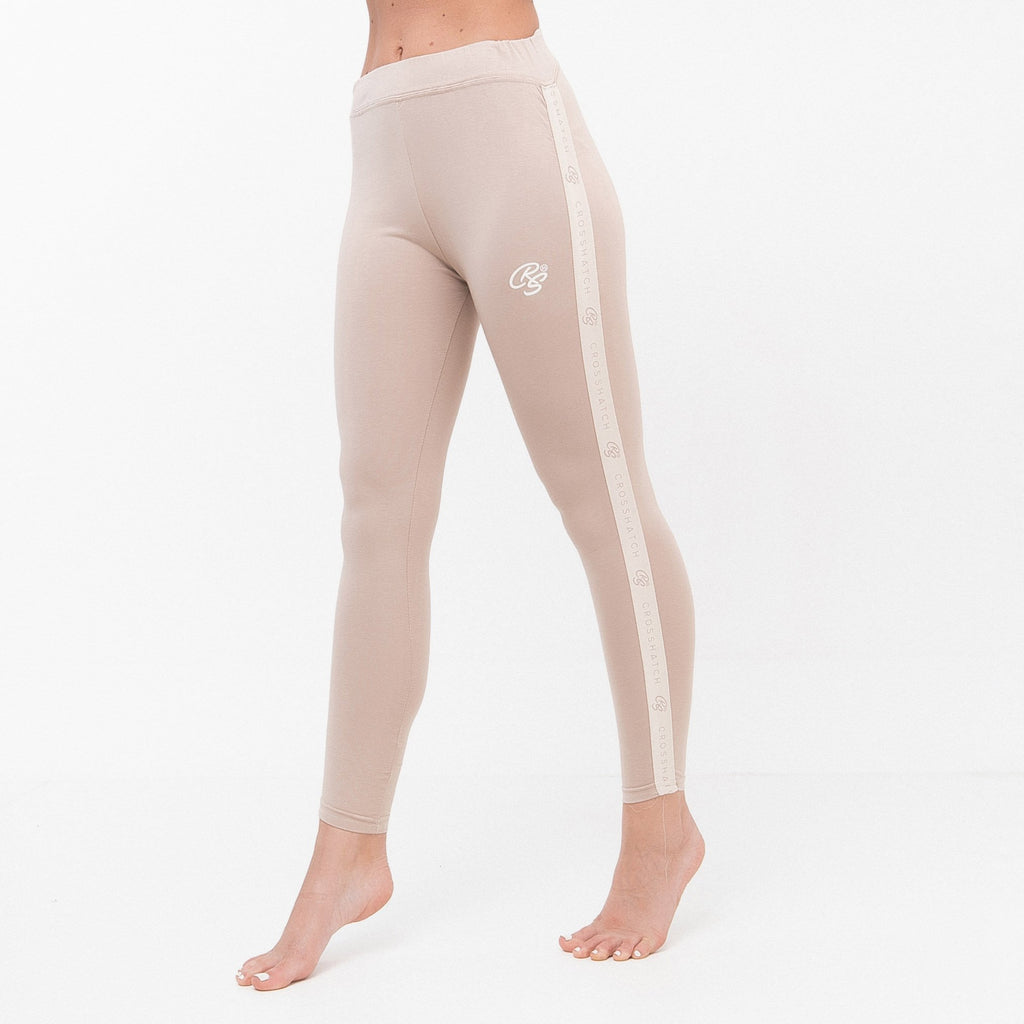 Ladies Lunay Leggings Xs / Oxford Tan