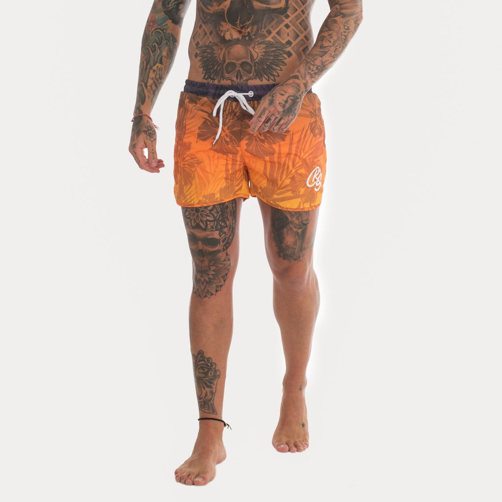 Mythop Swim Shorts S / Orange