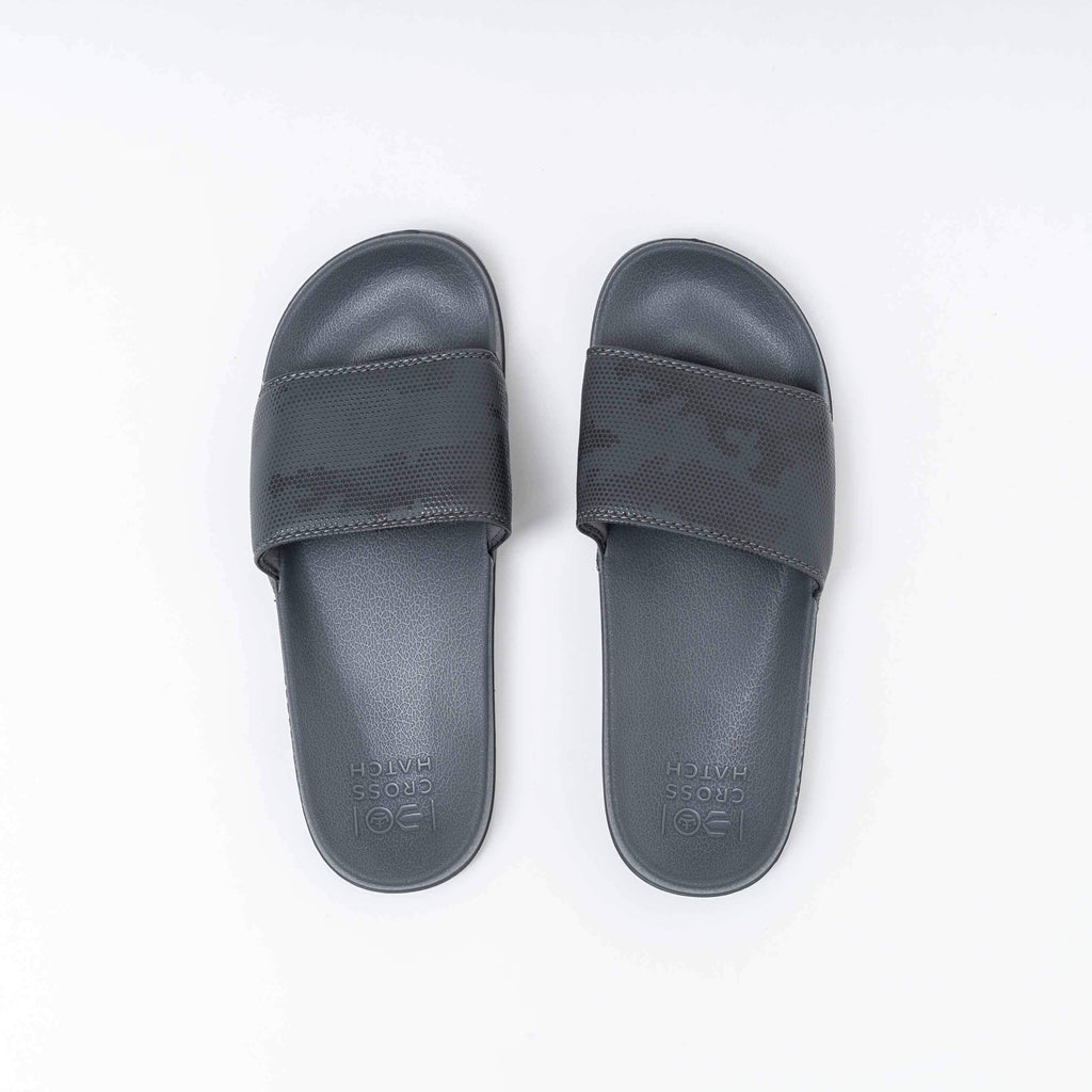 Navagio Sliders 6/7 / Titanium Footwear