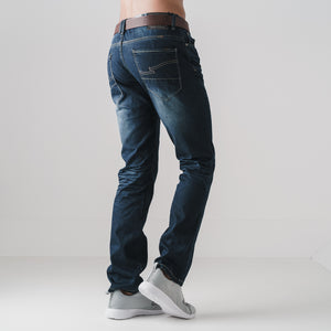 New Farrow Jeans Dark Wash
