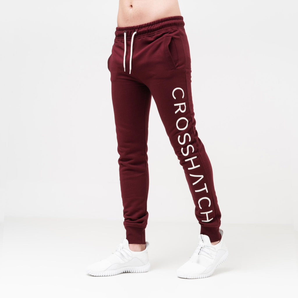 Opengate Joggers S / Deep Red