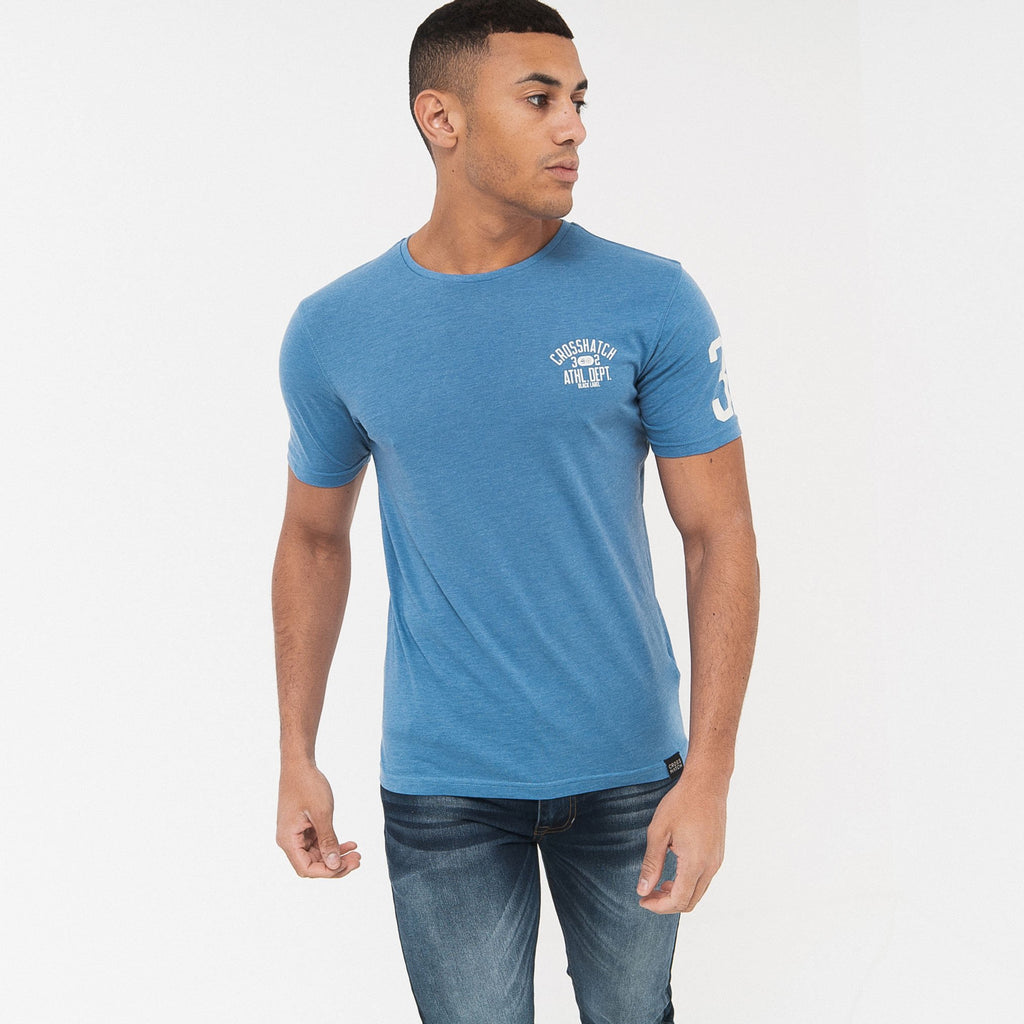 Oplemon T-Shirt S / Blue Marl T-Shirts