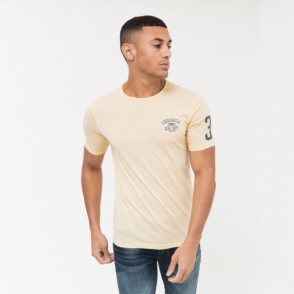 Oplemon T-Shirt S / Yellow Marl T-Shirts