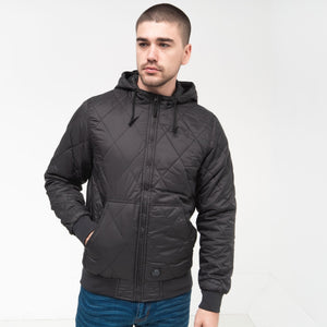 Quiltz Jacket S / Black Outerwear