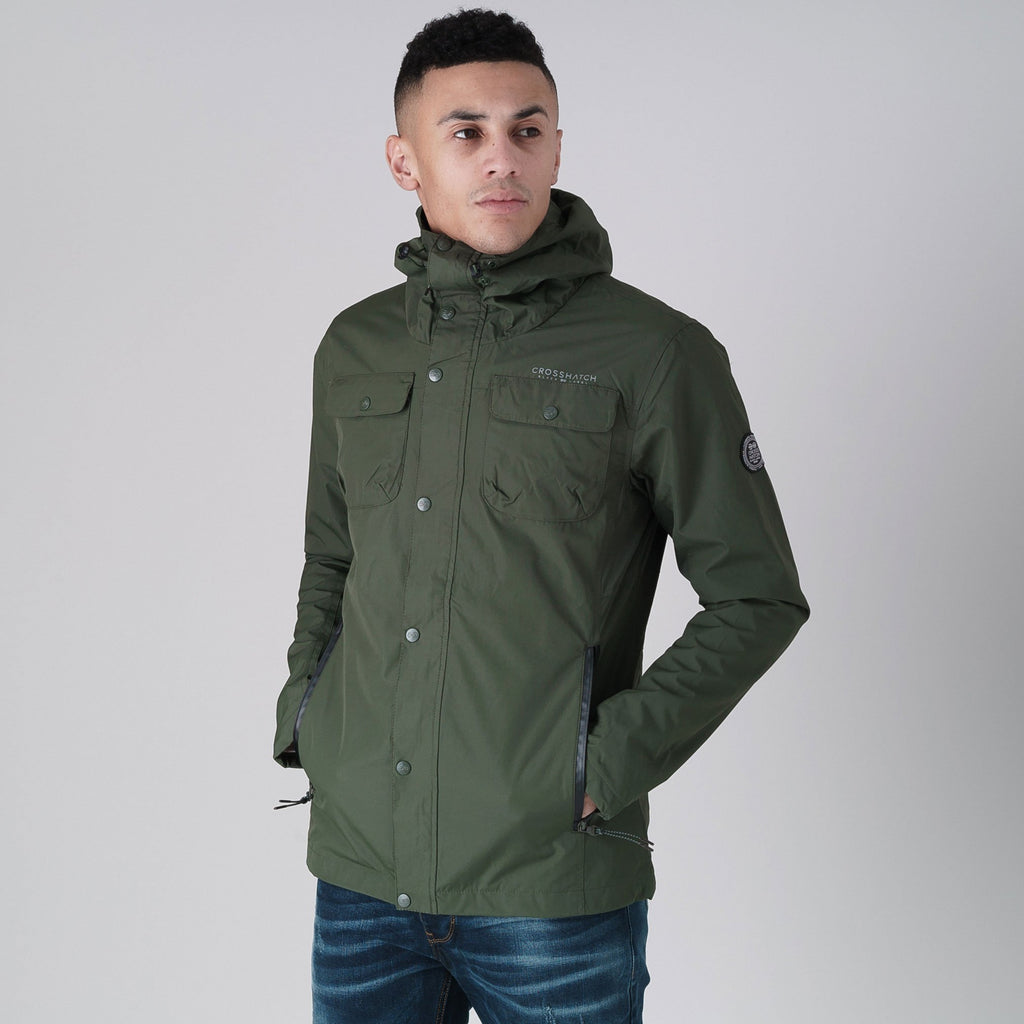Rainout Mve Jacket M / Forest Night Outerwear