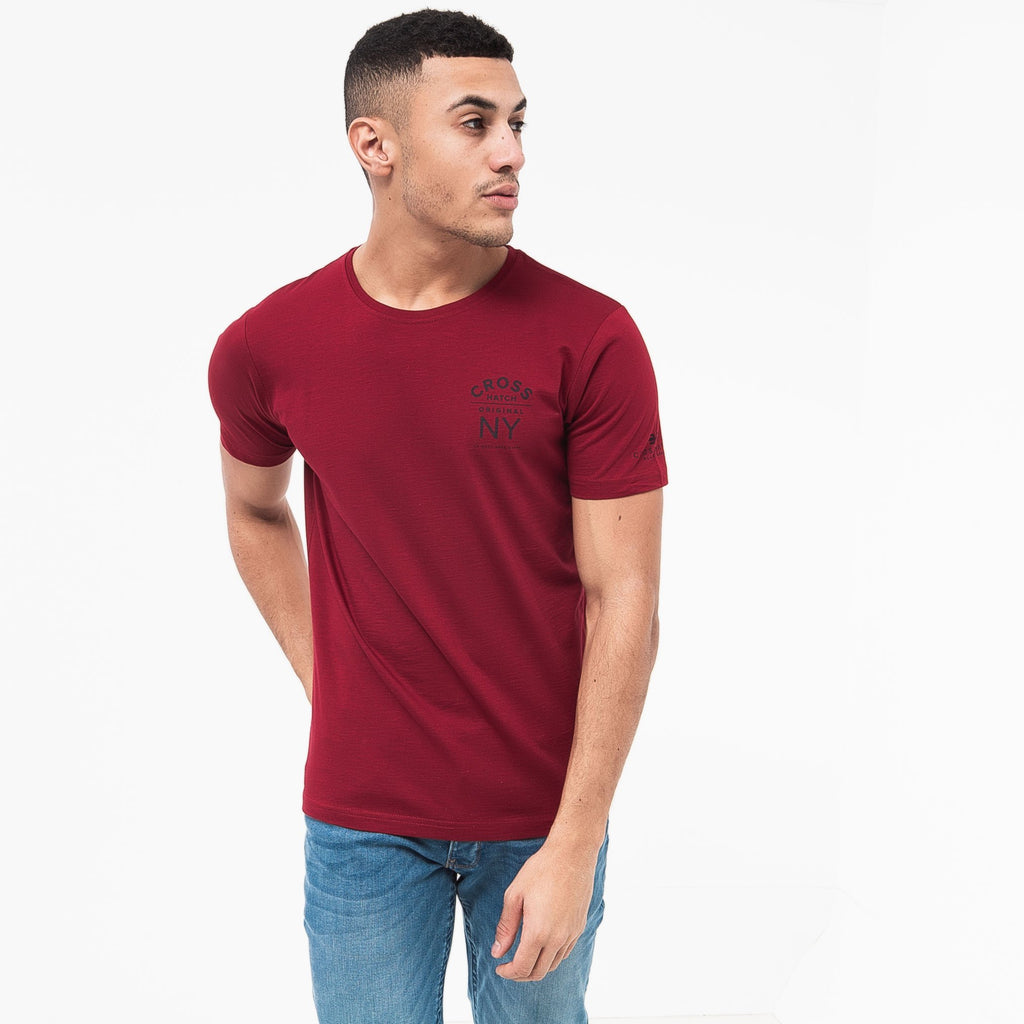Rhoscolyn T-Shirt S / Red T-Shirts