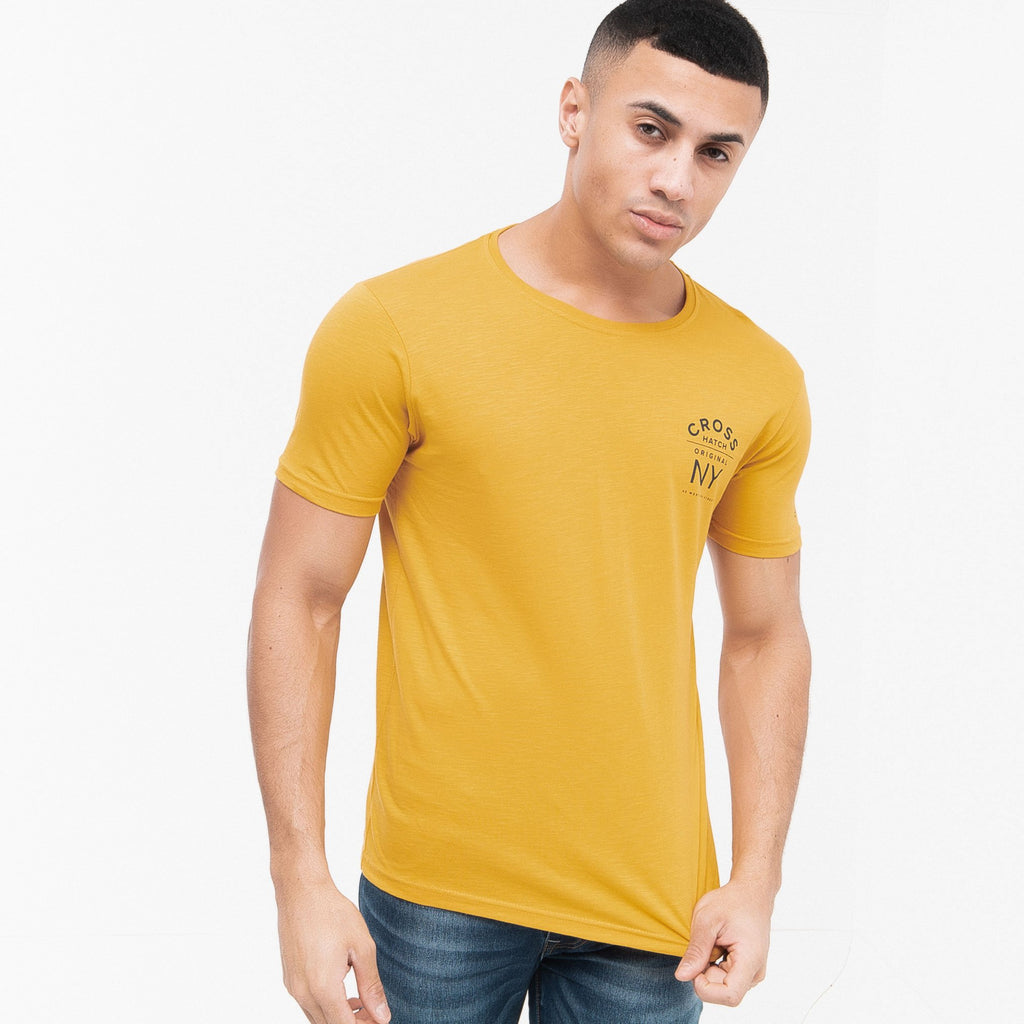 Rhoscolyn T-Shirt S / Yellow T-Shirts