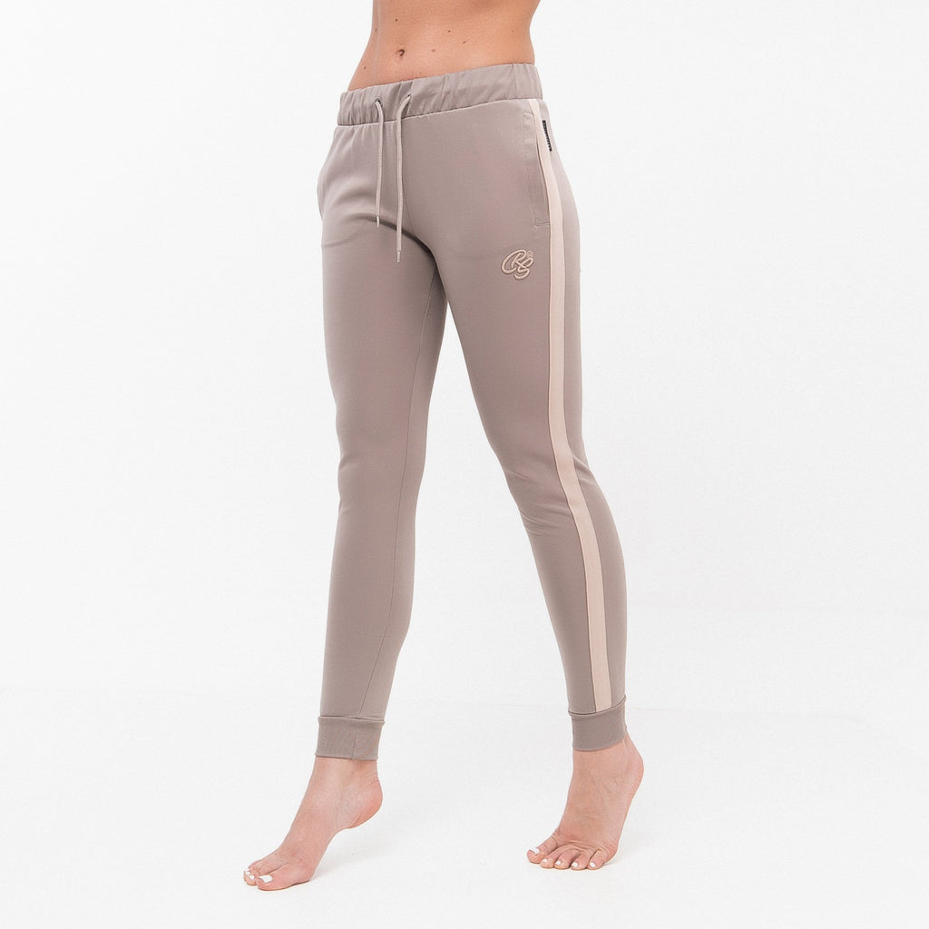 Ladies Saffron Trackpant Xs / Moon Rock Joggers