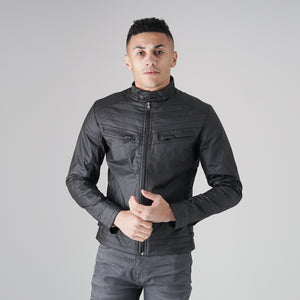 Stinging Jacket - Black