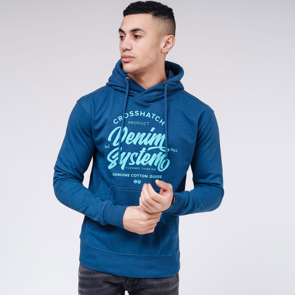 Taringa Sweatshirt S / Estate Blue Hoodies