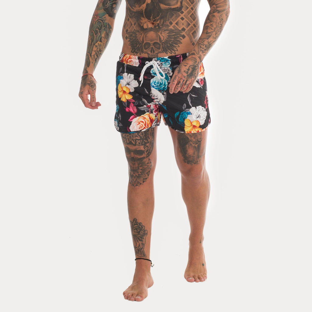 Tattington Swim Shorts S / Black