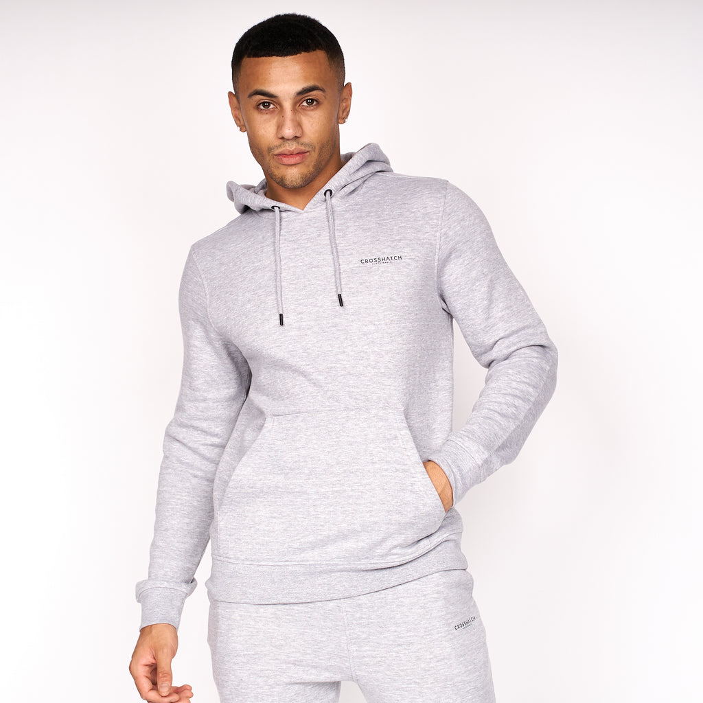 Chelmere Tracksuit Grey Marl