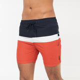 Warnage Swim Shorts S / Navy