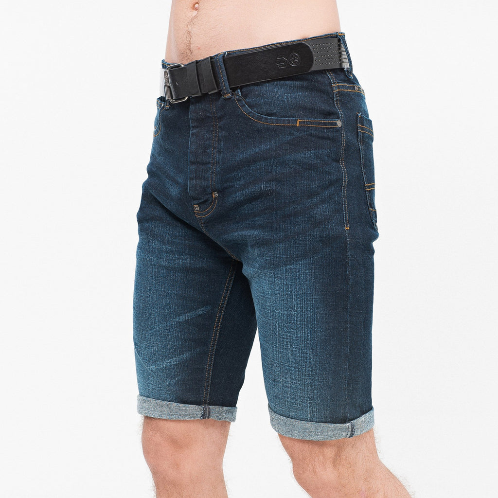 Yankton Shorts W30 / Dark Wash