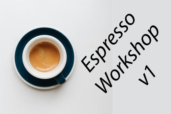 Espresso Workshop v1