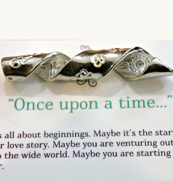 Once Upon a Time...Inspiral Pendant