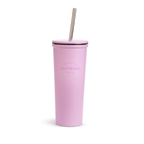 Vaso Velvet de acero inoxidable con doble pared de 600 ml