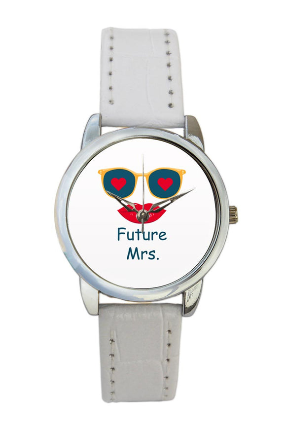 Future Mrs. Women Wrist Watch