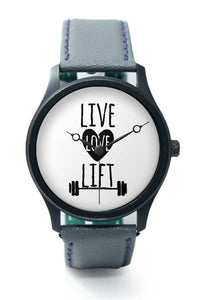 Wrist Watches India |Live Love Lift Premium Men Wrist WatchOnline India.