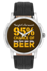 Wrist Watches India | Beer Forecast quirky  Wrist Watch Online India.