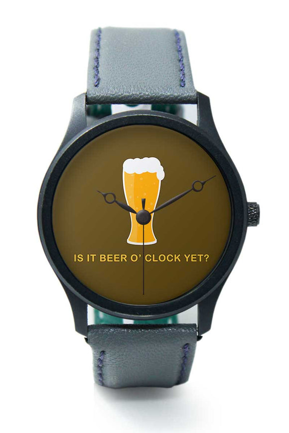 Wrist Watches India |Beer O Clock Premium Men Wrist WatchOnline India.